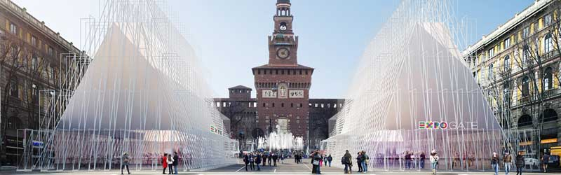 Expo Milano 2015, Expo Gate